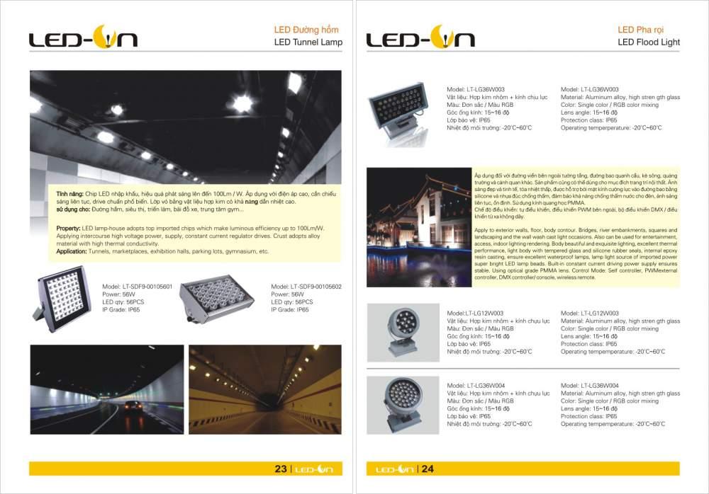 Mua LED Tunnel Lamp
