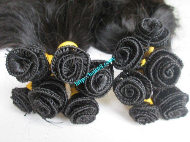 Mua 12 inch Hand Tied Remy Hair Weft – Wavy Double