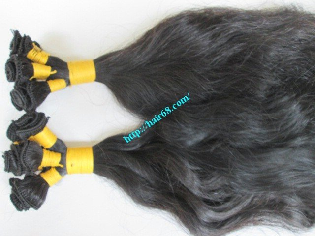 Mua 20 inch Hand Tied Wefted Hair Extensions – Wavy Double