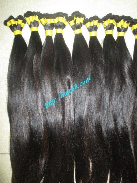 Mua 12 inch Hand Tied Remy Hair Weft – Straight Double