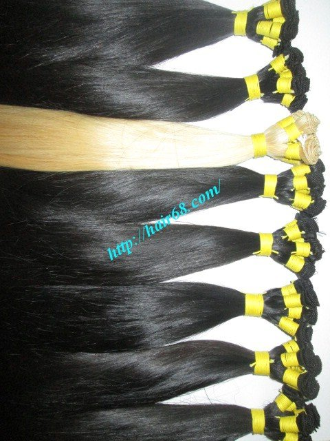Mua 32 inch Hand Tied Wefted Hair – Straight Double