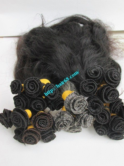 Mua 8 inch Hand Tied Remy Hair Weft – Wavy Single