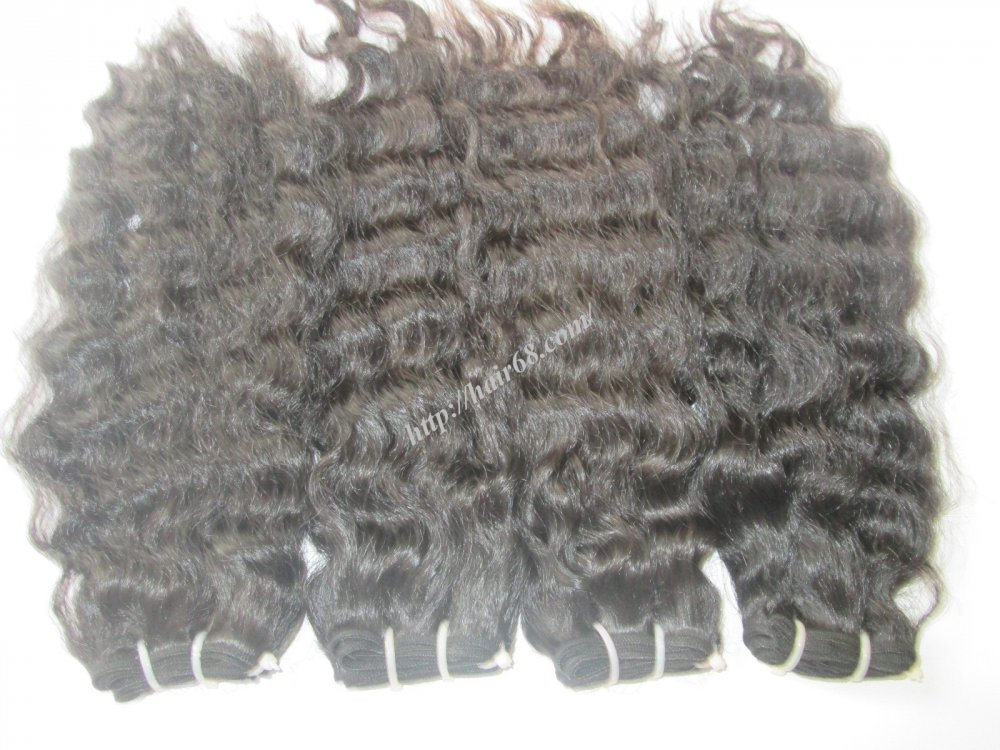 Mua DOUBLE CURLY WEAVE HAIR 8 INCH - 32 INCH