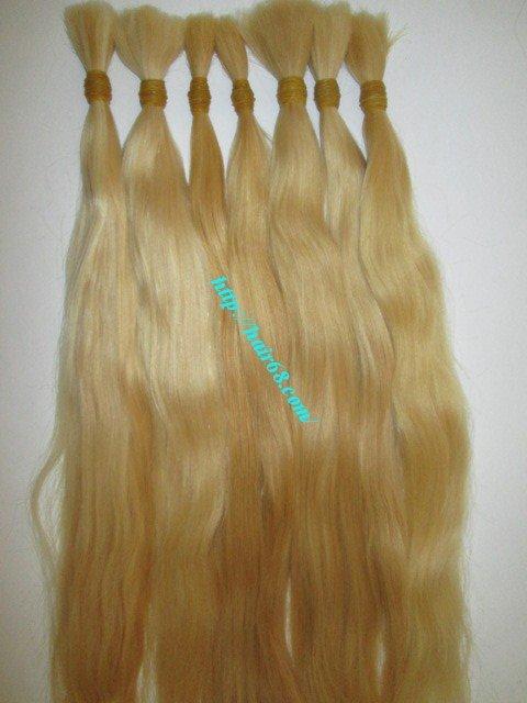 Mua BULK BLONDE HUMAN HAIR WAVY 8 INCH - 32 INCH