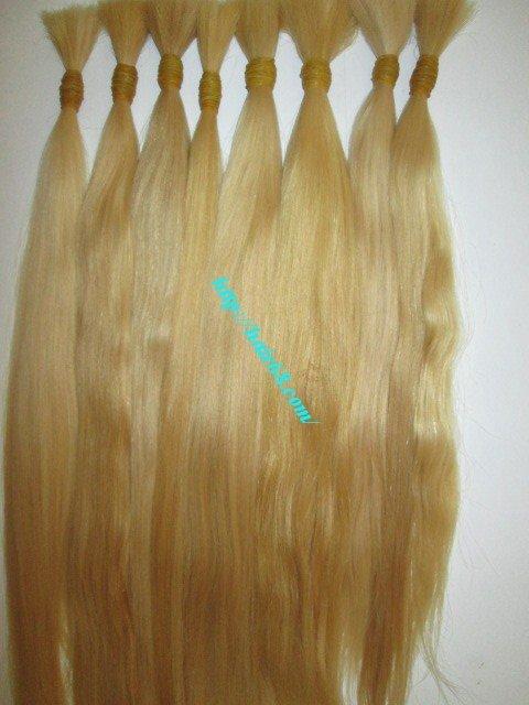 Mua BULK BLONDE HUMAN HAIR 8 inch - 32 inch