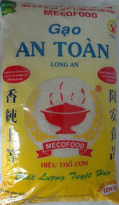 Mua Gạo An Toàn - Mecofood