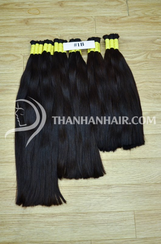 Mua Natural hair from Vietnam for hair extension.