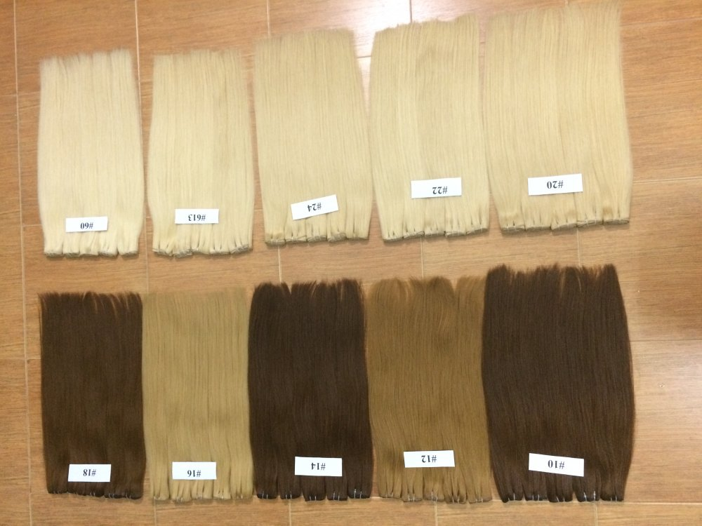 Mua High quality human hair.