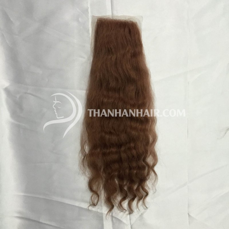Natural hair for hair extension.