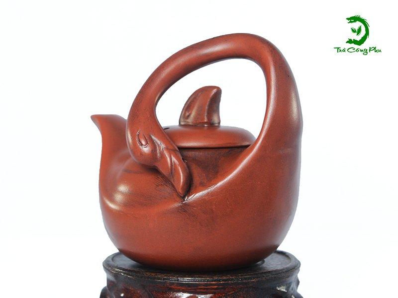 Mua Ấm tử sa cao cấp Nghi Hưng dùng pha trà gì ngon nhất?