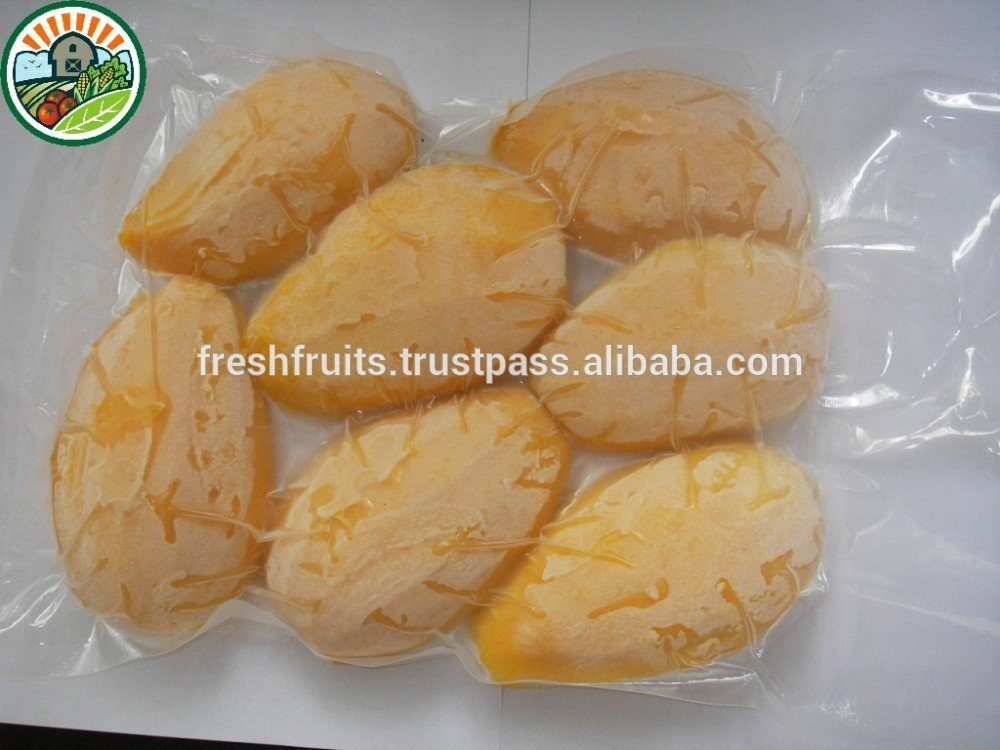 Mua Best Choice For Your Health with The Best Quality and Reasonable Price Individual Quick Frozen Fruit from Vietnam Mango Halves