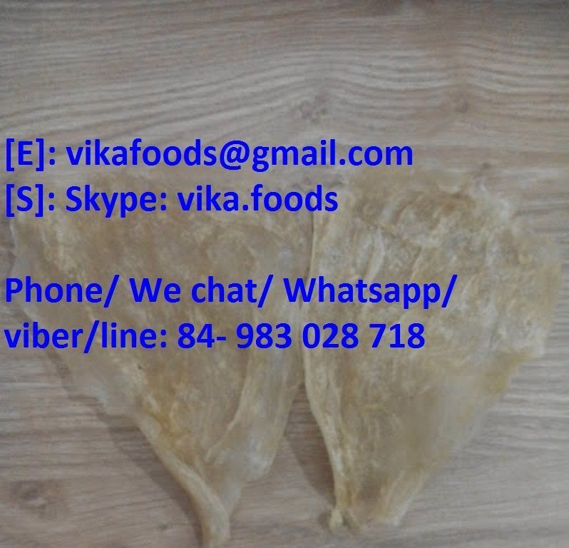 DRIED FISH MAW