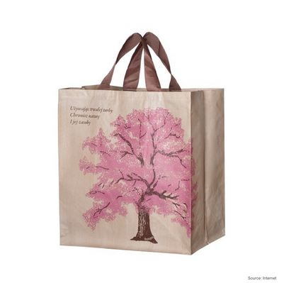 Mua Shopping Bag