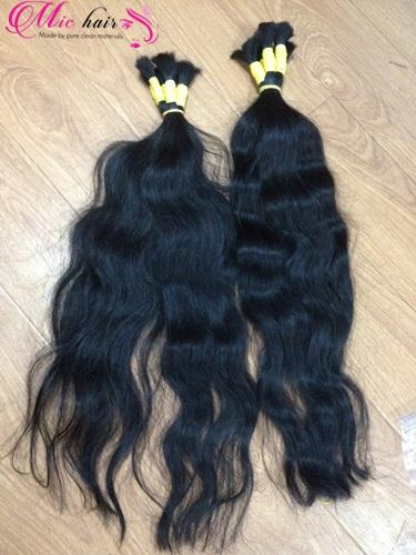 CAMBODIA NATURAL WAVY HAIR