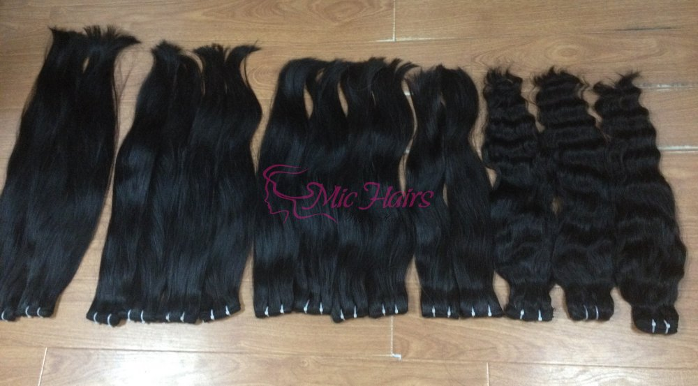 Mua STRAIGHT WEFT HAIR 100% NATURAL HAIR