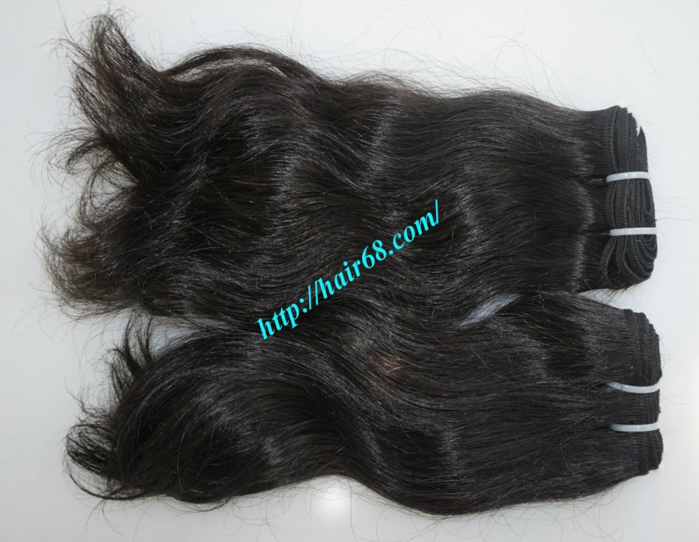 Mua 16 inch natural wavy 100% virgin hair - vietnam remy hair company