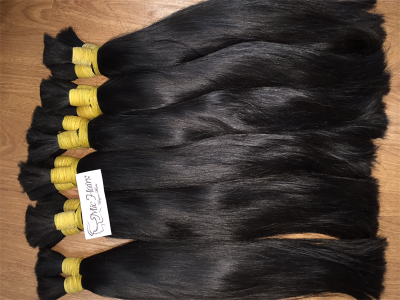 NATURAL HAIR FROM VIETNAM FOR HAIR EXTENSION
