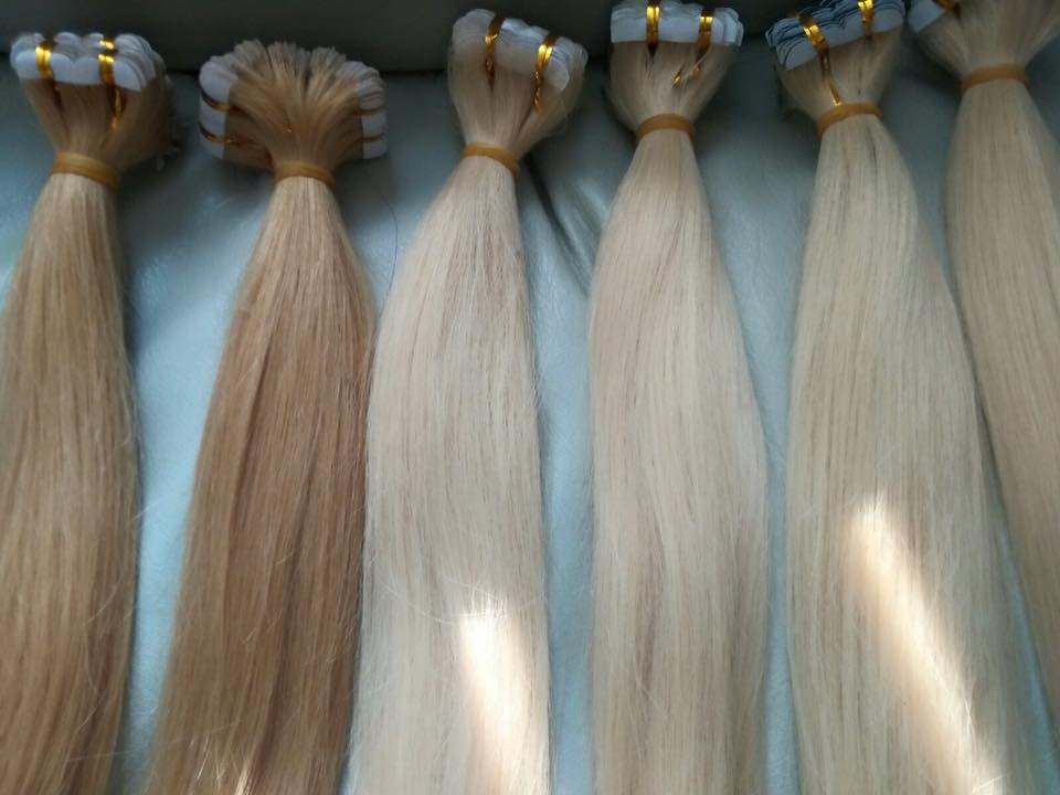 Mua TOP GRADE 7A BLOND HAIR WITH HIGH QUALITY
