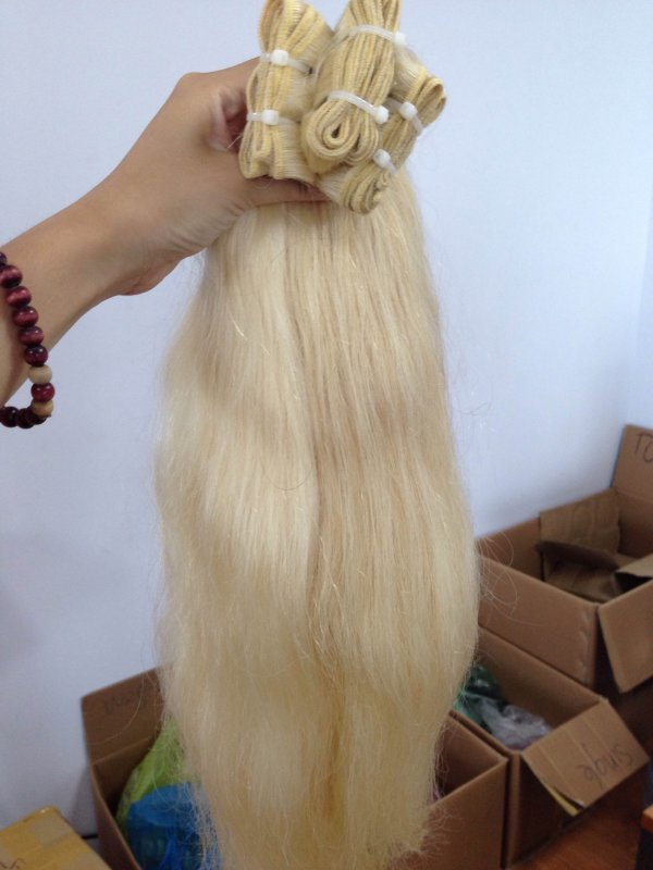 TOP QUALITY BLOND HAIR ALL LENGTHS