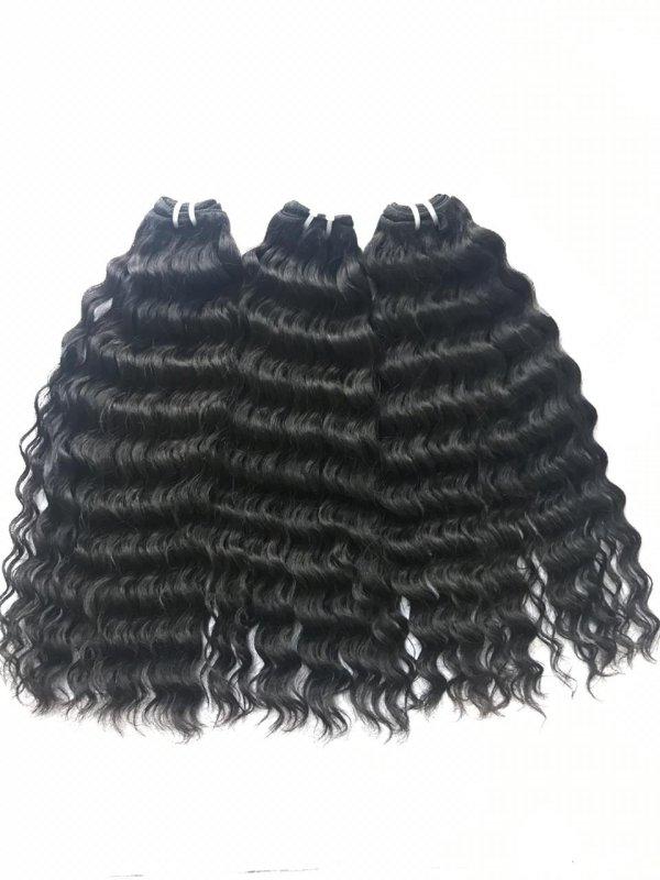 DEEP WAVY HUMAN HAIR FROM VIETNAM