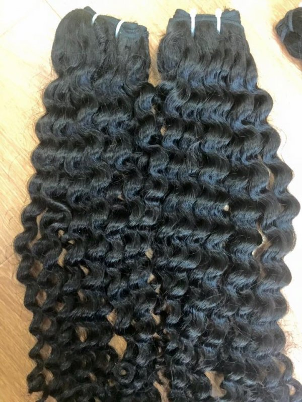 WAVY WEFT HAIR WITH TOP QUALITY