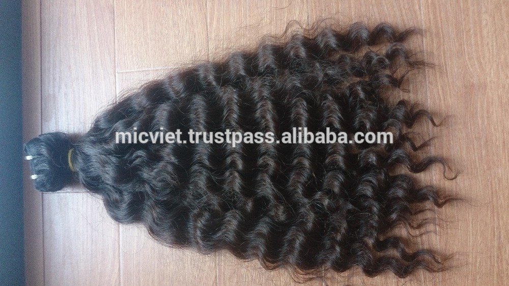 TOP SALES WATER WAVY WEFT HAIR