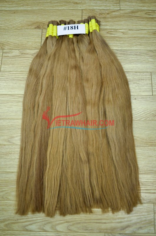 Mua HIGH QUALITY COLOR BULK HAIR VIRGIN HAIR