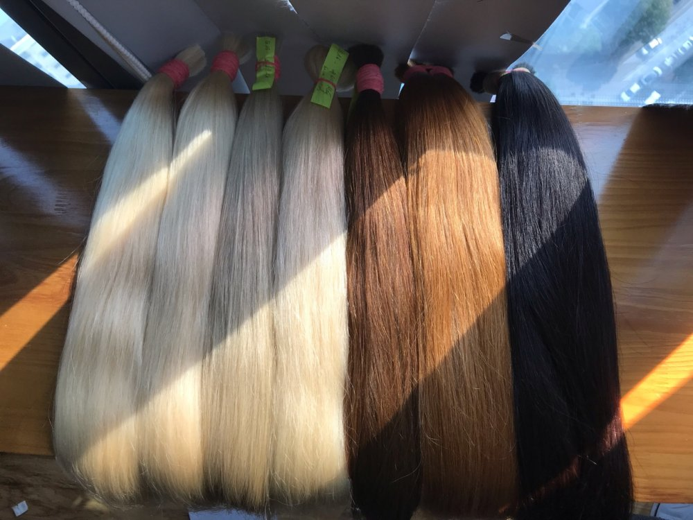 Mua 100% HUMAN HAIR COLOR #50 #200
