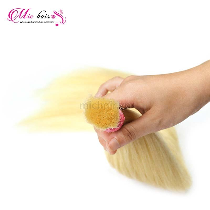 Mua 100% remy hair straight weft hair extension from Vietnam