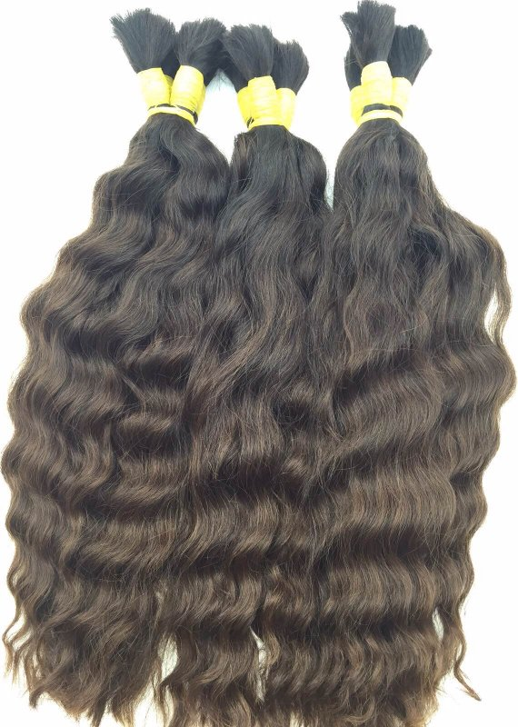 Mua STRAIGHT BULK HAIR BROWN HAIR ALL LENGTHS