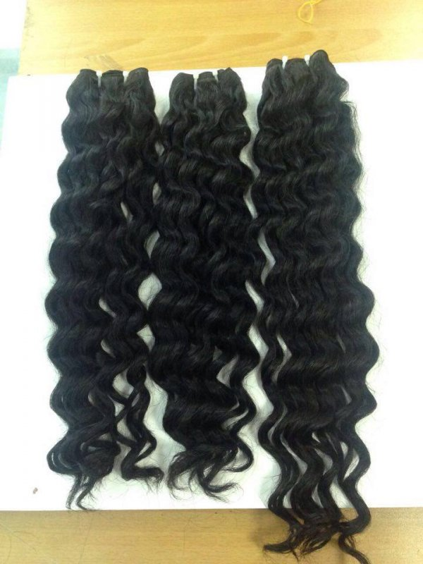 Mua WAVY HUMAN HAIR EXTENSION TOP SALE