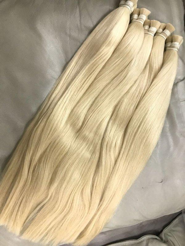 Mua DOUBLE DRAWN CURLY HAIR 100% NATURAL HAIR NO TANGLE