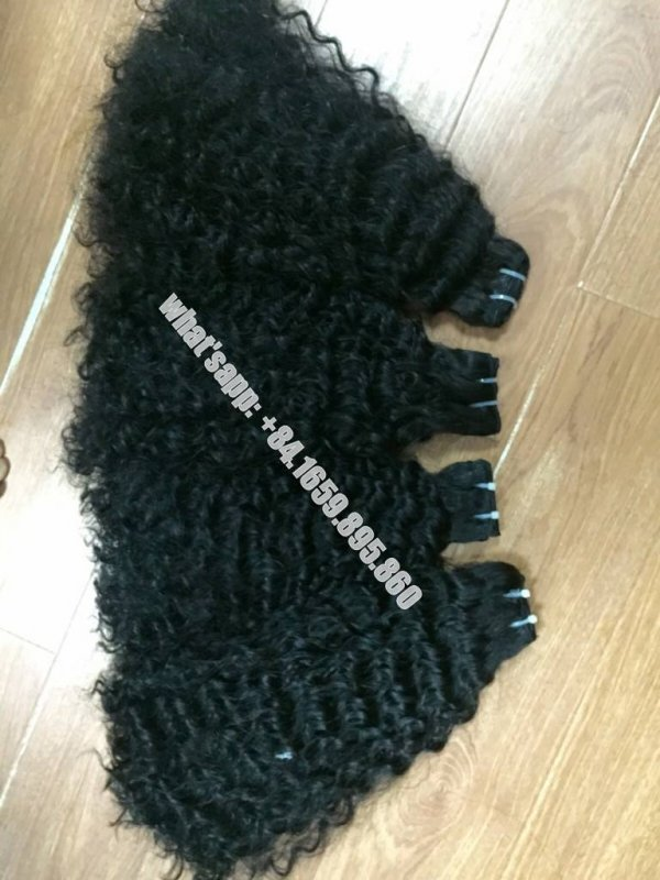 Mua Vietnamese mahcine curly hair no tangle no sheeding