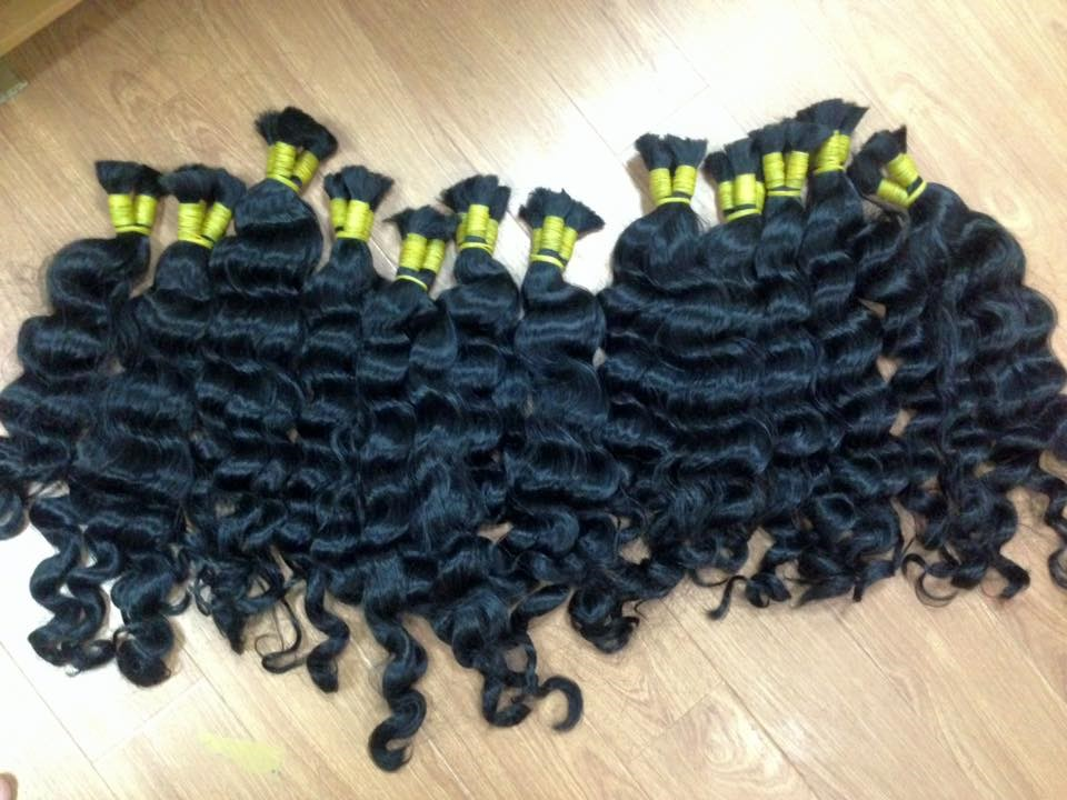 Mua WAVY HAIR NO TANGLE NO SHEDDING SO SOFT AND SHINE