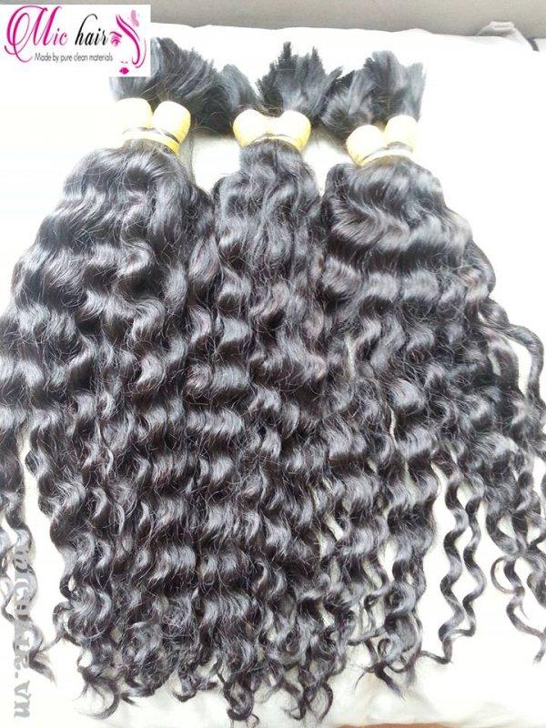 Mua Steam curly Vietnamese hair