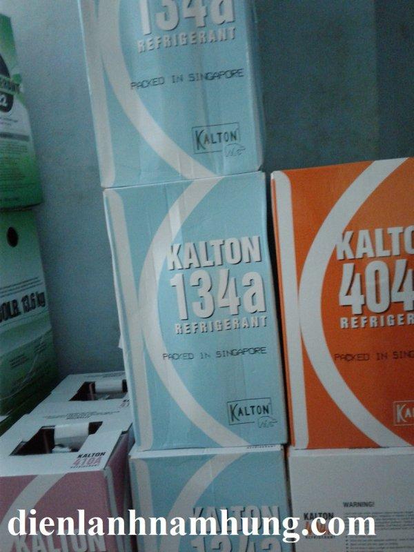 Mua Gas lạnh kalton R134A.