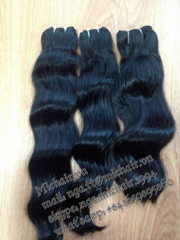 Mua Wholesales body wavy vietnamese hair no tangle no sheeding