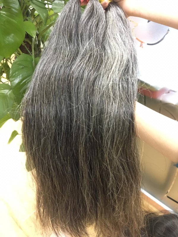 Blond Hair 100% human real hair extensions
