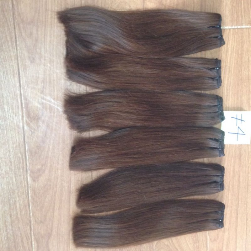 Mua Color #60, #8, #18, #16 hair extension - 100% human hair