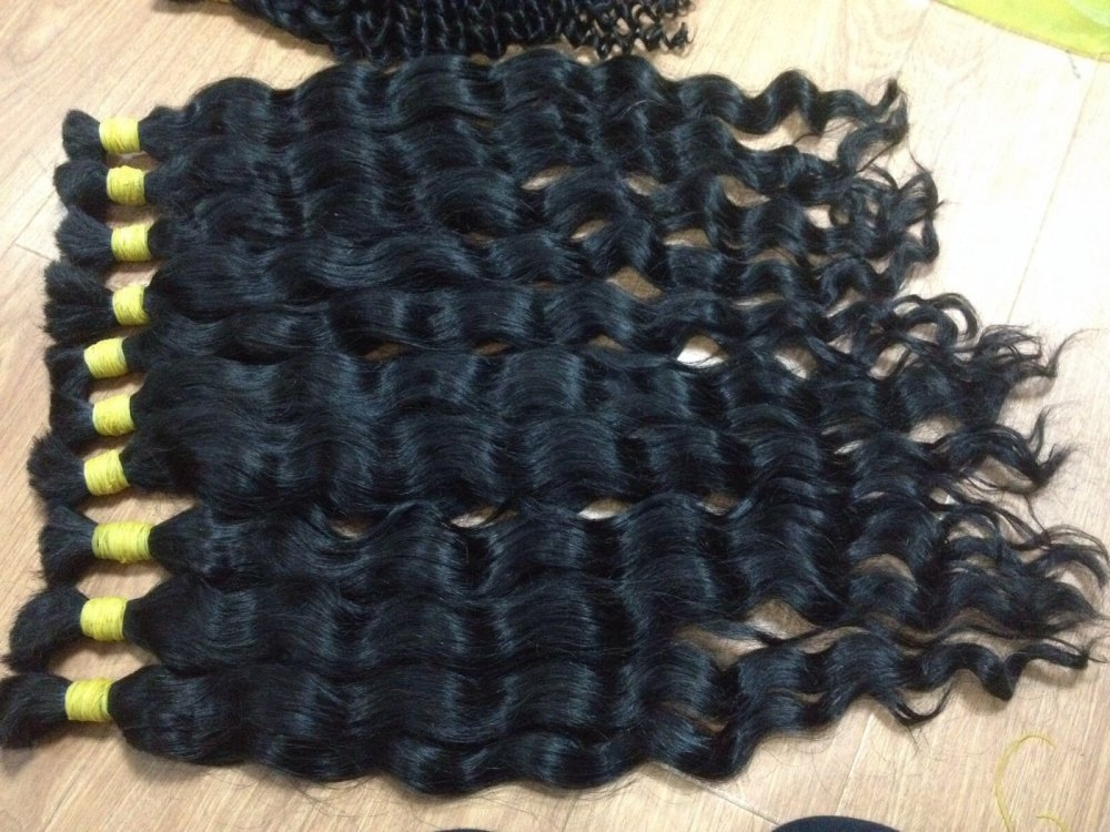 Mua DEEP WAVY DOUBLE DRAWN HAIR IN BULK