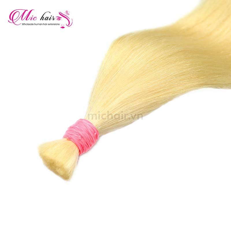 Mua 100% Vietnam raw hair human hair straight bulk no chemical
