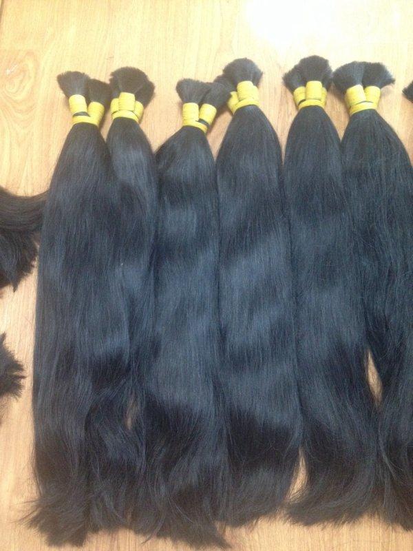 Mua Straight bulk hair 100% Human Vietnam hair