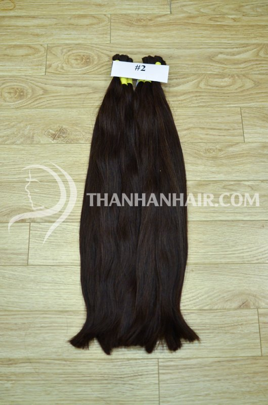 Mua Bulk hair highest quality from thanh an hair company