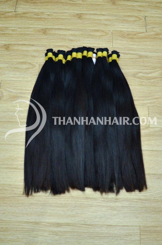 Mua Bulk black hair....