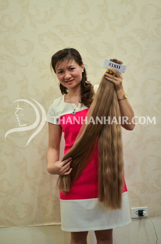 Mua Unprocessed hair from thanh an hair company