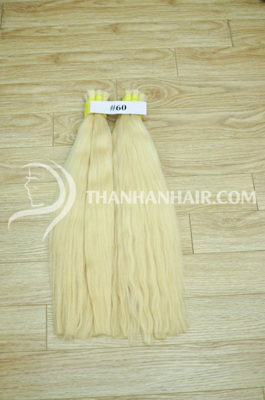 Hair quality bulk from vietnam company