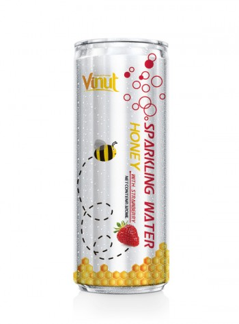 Mua Sparking Water Honey With Strawberry