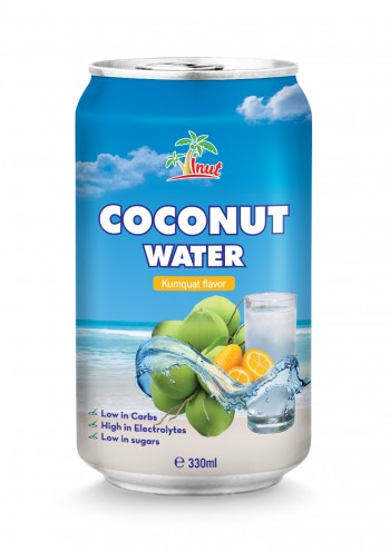 Coconut Water Kumquat Flavour