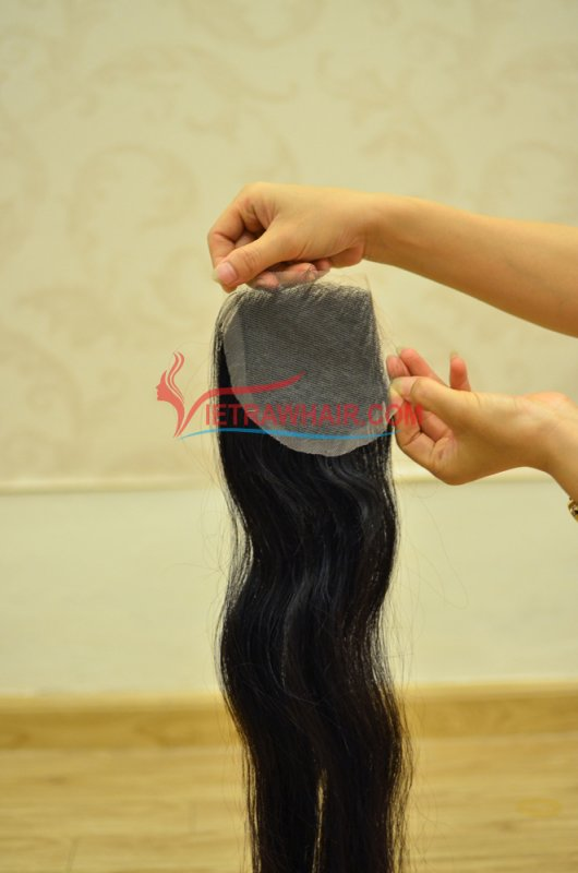 Mua Lace closure from thanh an hair company