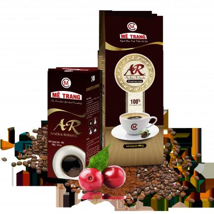 Mua Robusta and Arabica Coffee